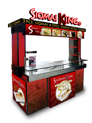 siomai king food cart